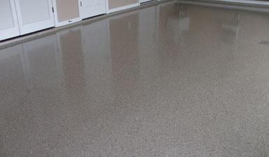 Thomasville epoxy garage floor coating
