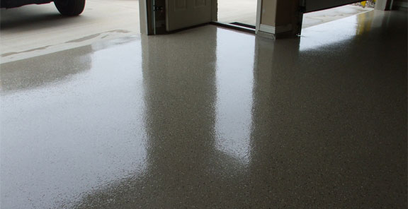 Garage Epoxy Coating
