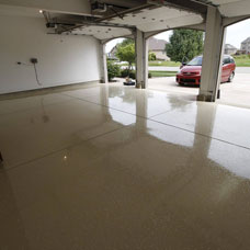 garage floor epoxy Thomasville