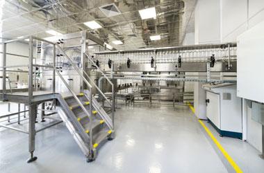 Industrial Epoxy Flooring Thomasville