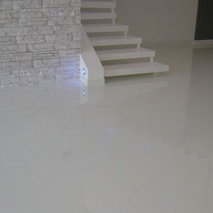Basement Floor Epoxy Sealant