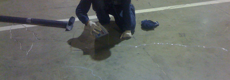 Concrete Repair With Epoxy